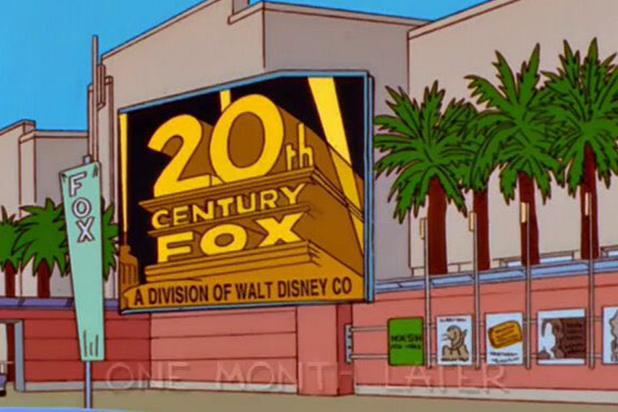 Hát persze, hogy a Simspon család a Disney–Fox-fúziót is előre megjósolta