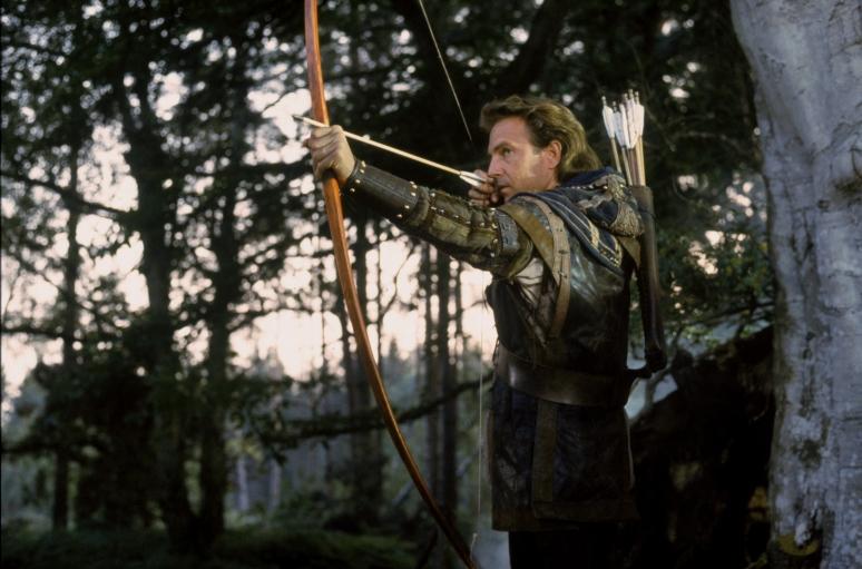 És akkor Alan Rickman eltörölte a karácsonyt – Robin Hood, a tolvajok fejedelme