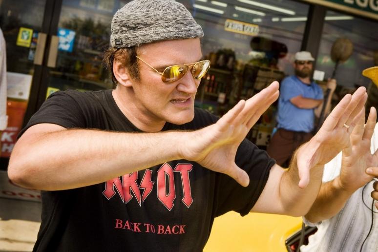 Fontos változás Tarantino új filmjével kapcsolatban