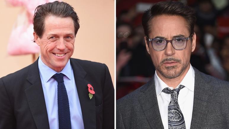Hugh Grant szerint Robert Downey Jr. gyűlölte őt