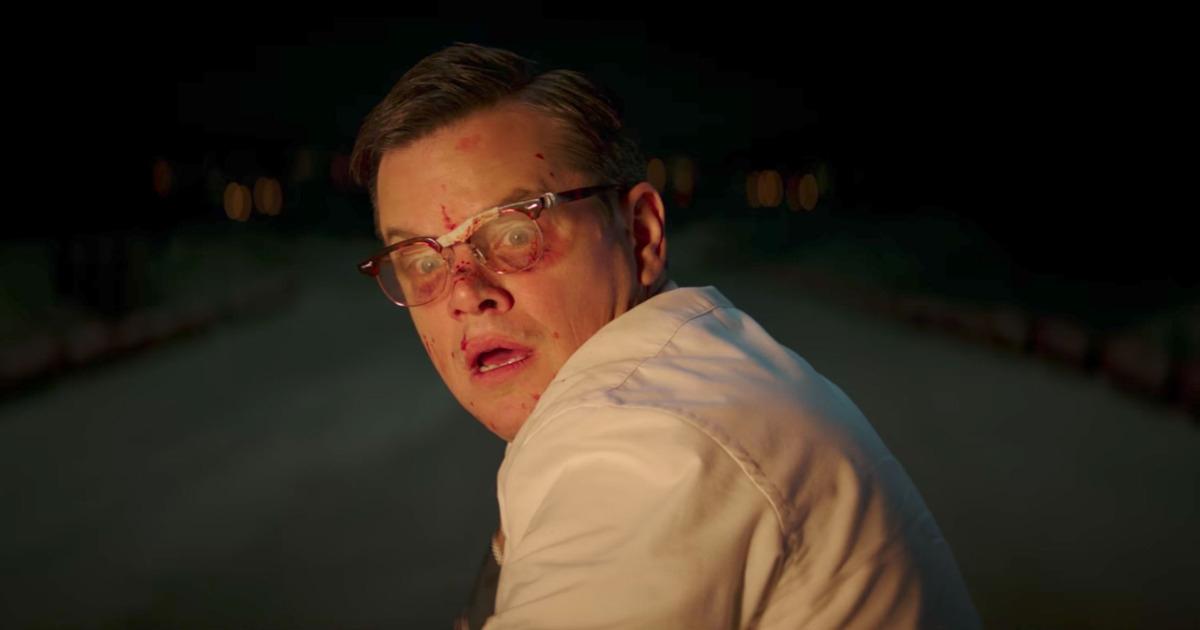 Matt Damon rájött, hogy csendben kellett volna maradnia