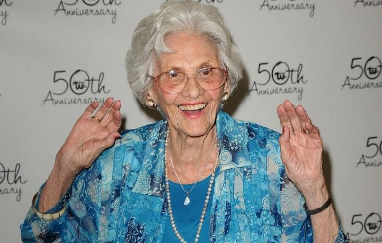 105 éves korában meghalt Hollywood legidősebb színésznője