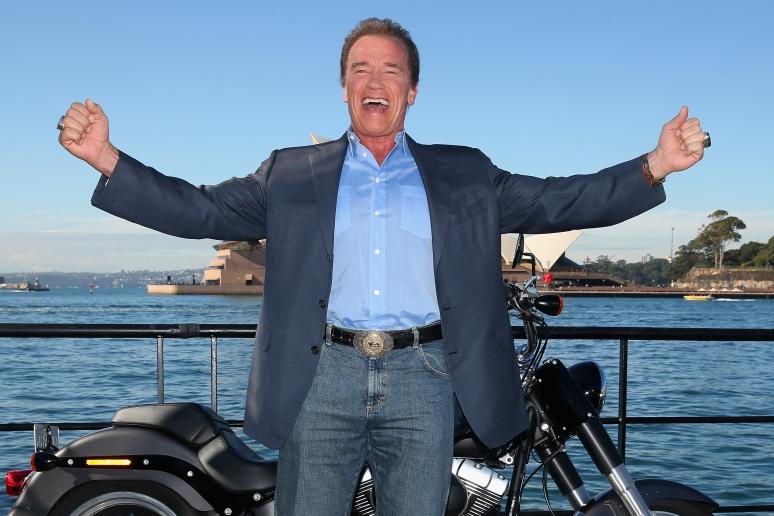 Hamarosan Schwarzenegger is táncolhat a Lánchídon