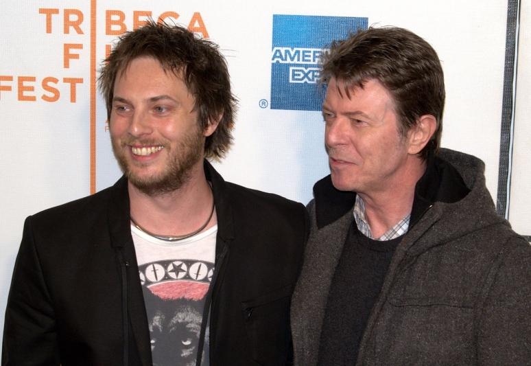 David Bowie festményei is szerepelnek fia új filmjében