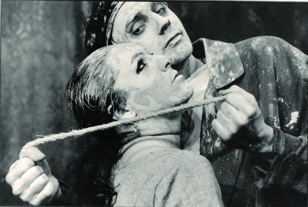 A Jel Színház legendás Woyzeck előadása Debrecenben