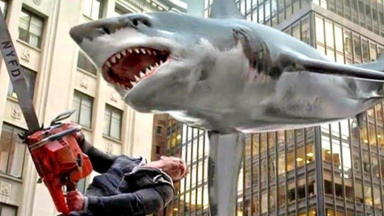 Időutazással sokkol a Sharknado hatodik (!!!) része