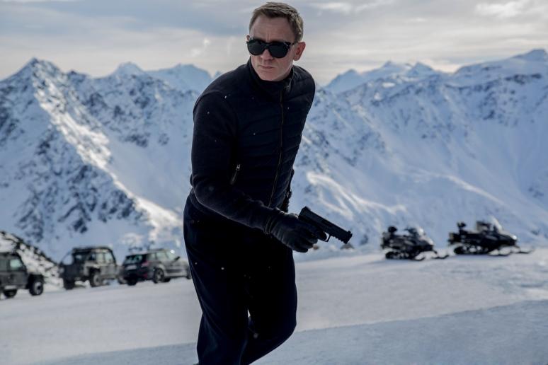 Titokban már forog az új James Bond film – nem is akárhol!
