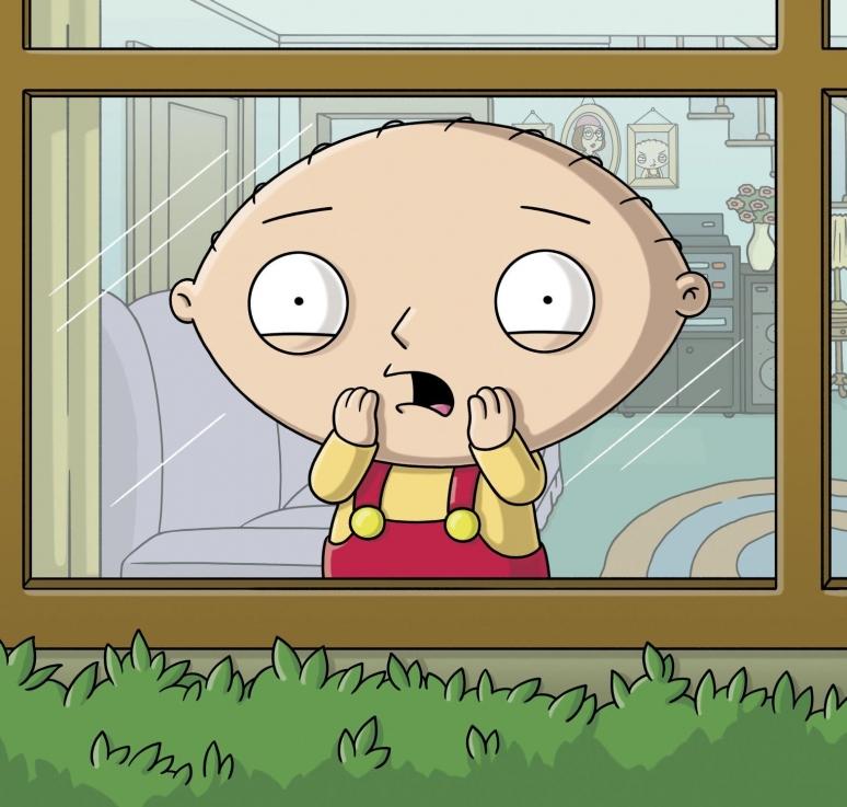 Íme Stewie a Family Guyból, ahogy még sosem hallottuk!