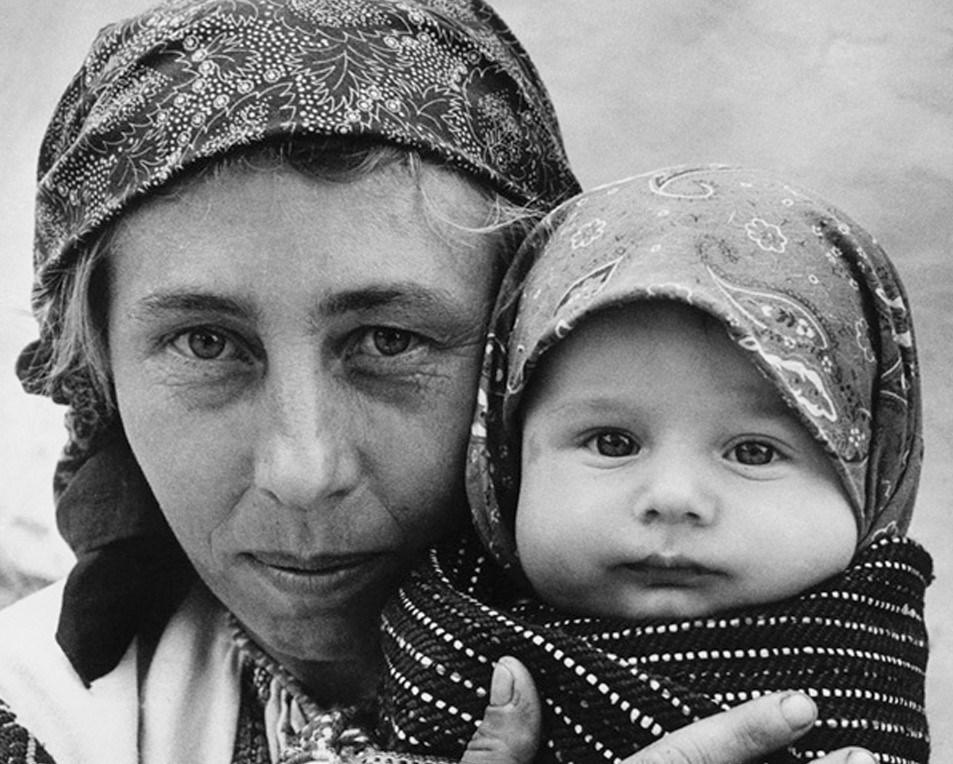 Korniss Péter fotói ismét Bukarestben