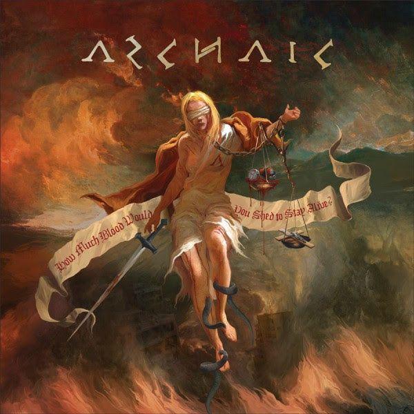 Archaic új klip, új lemez