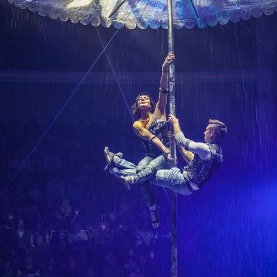 Atlantic Flight - Nagy Cirkuszi Utazás