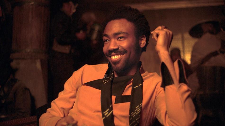 Donald Glover alig várja, hogy saját Lando-filmje legyen