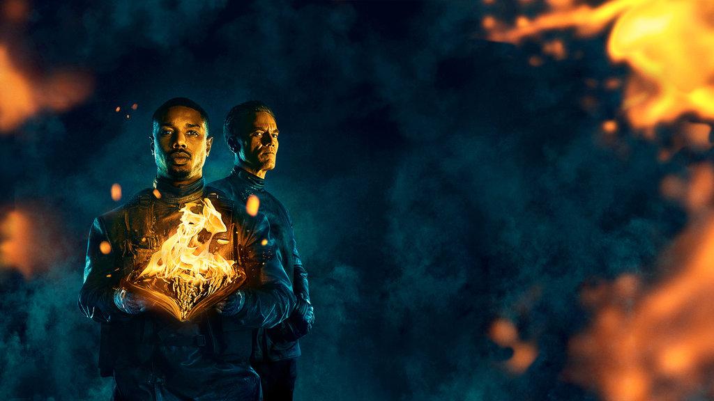 A könyvégetés a XXI. században is kísért – Kritika a 451 Fahrenheit című tévéfilmről