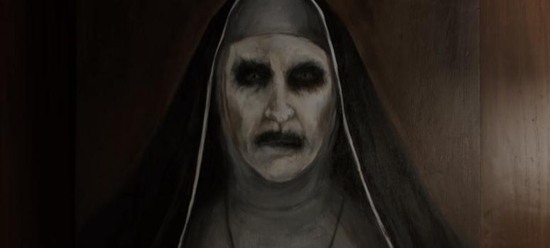 Az apáca – Újra lecsap a transzvesztita démon!