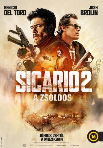"""Képtalálat a következőre: """"Sicario – A zsoldos"""""""