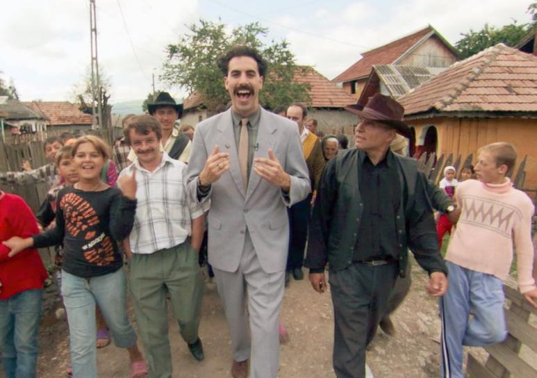 Kazahsztánban megcsinálták a Borat folytatását