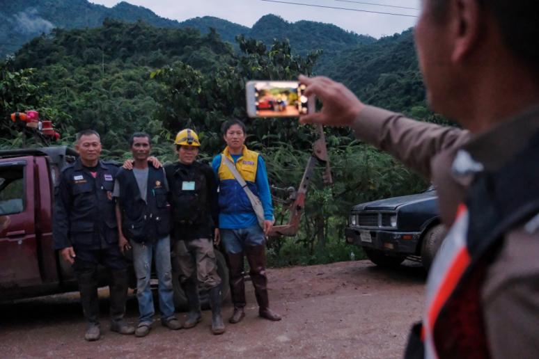 Elvetették a sulykot a filmesek a thai barlangi mentéssel kapcsolatban