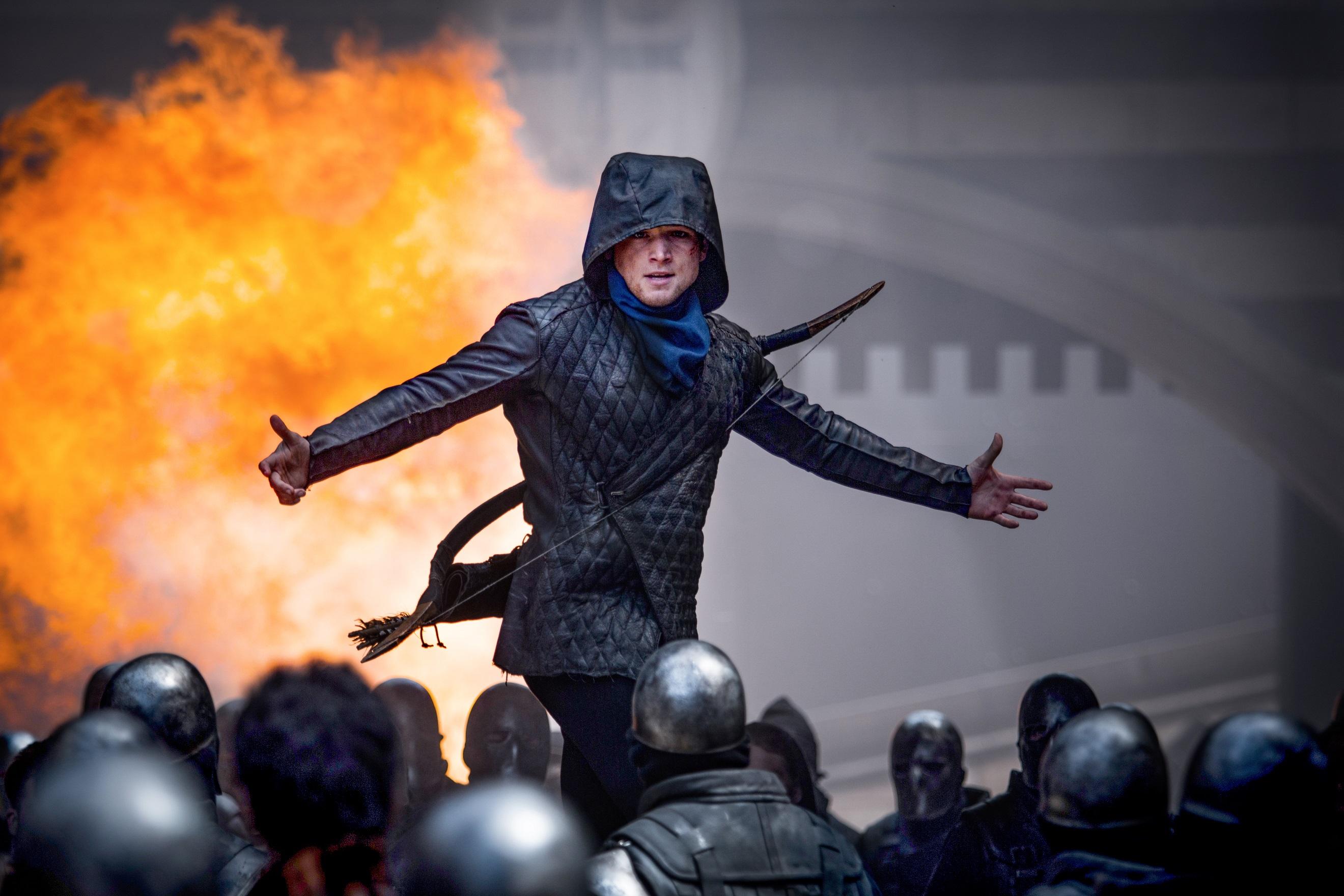 Robin Hood – A nagy menőzésből lesz a pofára esés