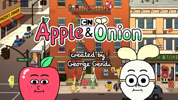 Alma & Hagyma - Új sorozat a Cartoon Networkön