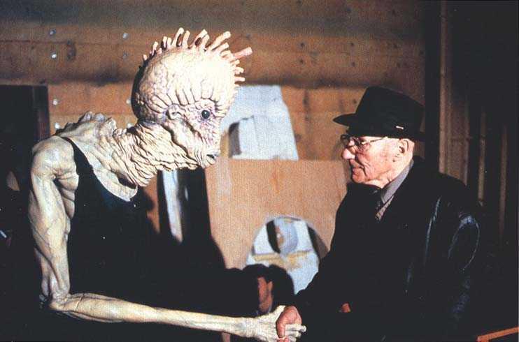 Burroughs segített Cronenbergnek megfilmesíteni a Meztelen ebédet