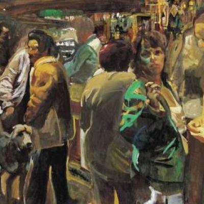 Csernus és a Montmartre - Egy műterem titkai