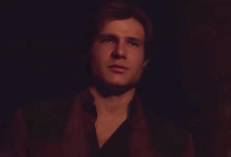Digitális Harrison Fordra cserélte ki egy Star Wars-fan a Solo főhősét