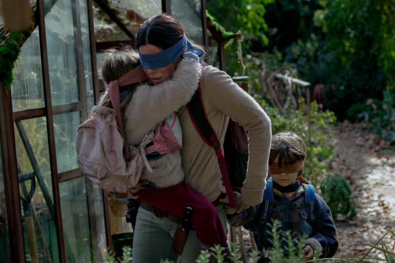 A Netflix szerint ízléses egy valódi katasztrófa képeit használni az új Sandra Bullock-filmben