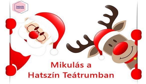 Egy különleges Mikulás váró eseményre várnak minden kicsit és nagyot  december 8-án a Hatszín Teátrumba. A Manócska Társulat Mikulásváró  bábelőadása után a ... 60a22c0f90