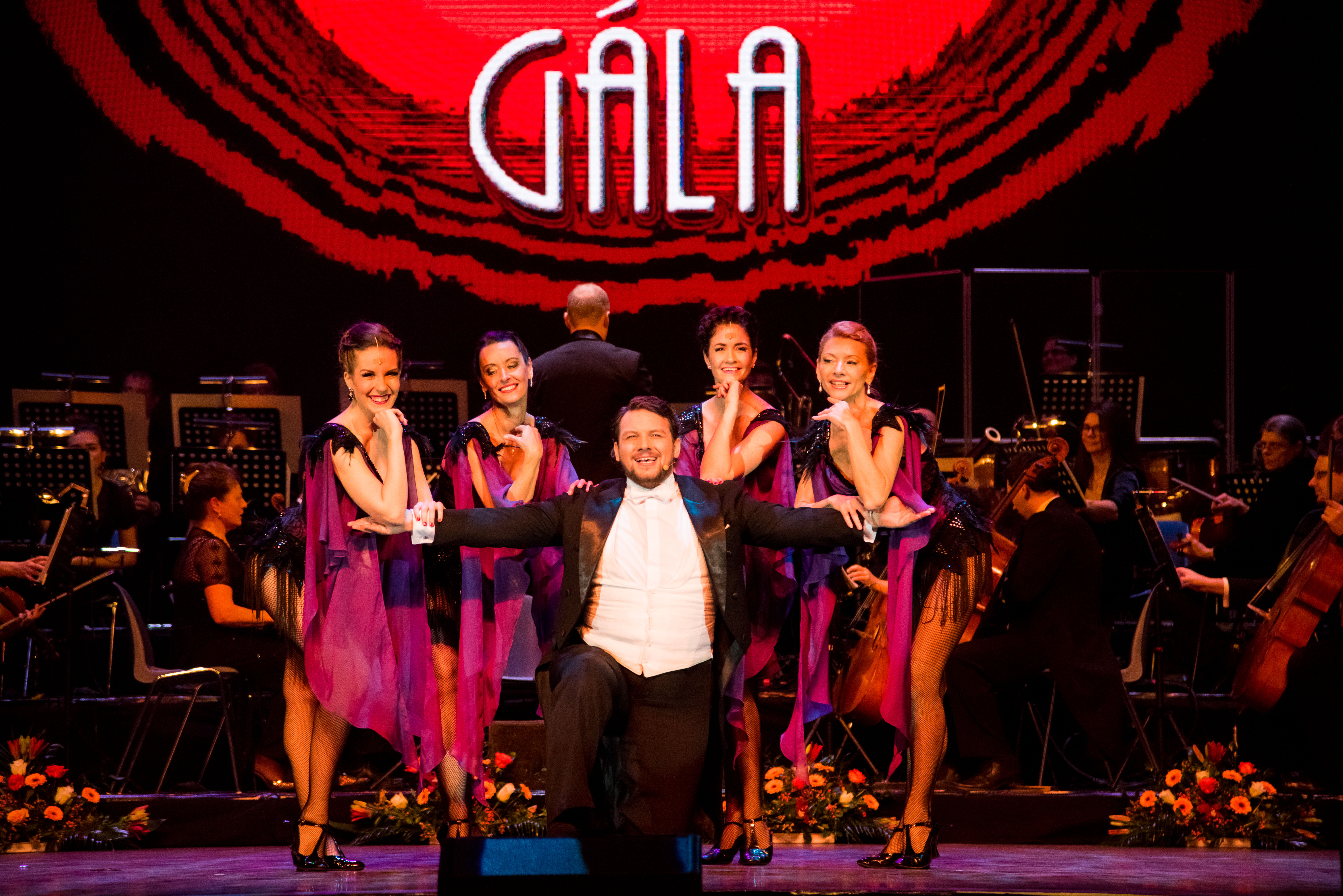 A Budapesti Operettszínház újévi gálaműsora