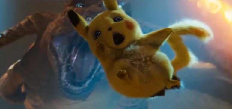 Pokémon - Pikachu, a detektív - Kérünk mi is egy Pikachut!