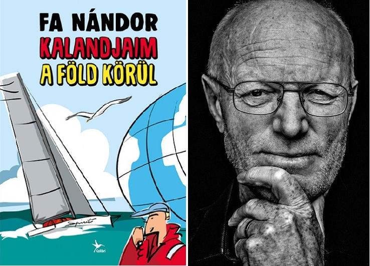 Megjelent Fa Nándor első gyerekkönyve