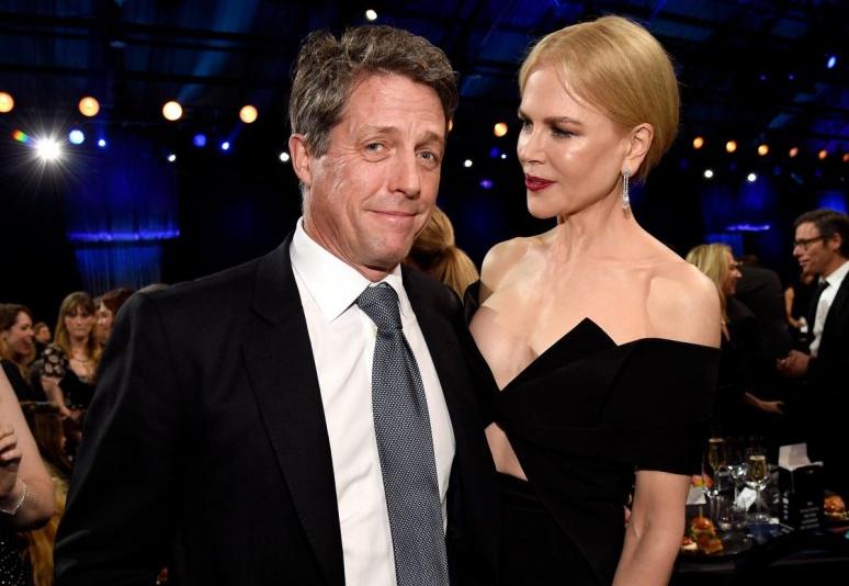 Hugh Grant és Nicole Kidman közös sorozatban