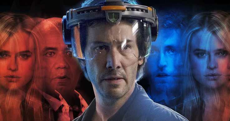 Bizarr és torokszorító lesz Keanu Reeves új sci-fije, a Replicas