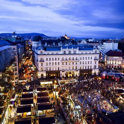 Vörösmarty téri Téli Fesztivál és Vásár
