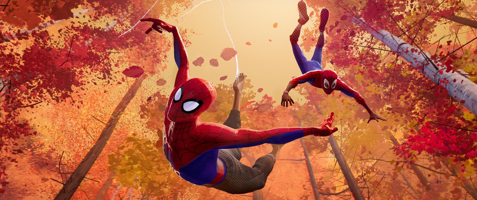 Pókember - Irány a Pókverzum – Az egyik legjobb Pókember-film!!!