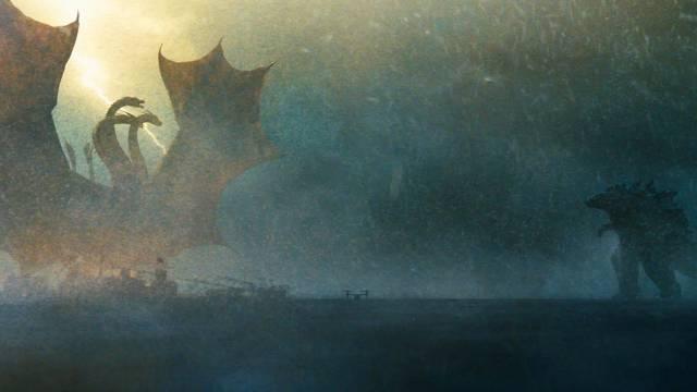 Brutálisan nagy szörnyekkel támad a Godzilla 2