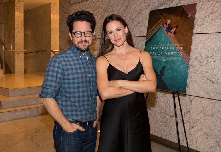 Újra együtt Jennifer Garner és J.J. Abrams