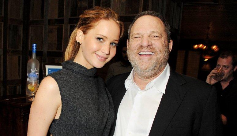 """""""Lefeküdtem Jennifer Lawrence-szel"""" – hazudta Weinstein"""