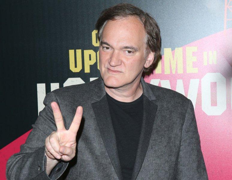 Betörőkkel nézett farkasszemet Quentin Tarantino