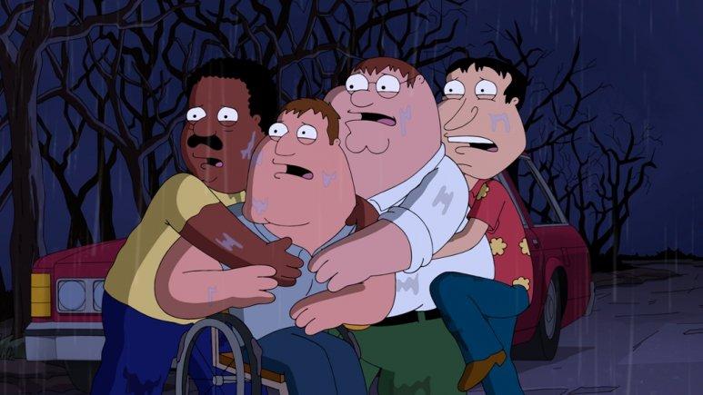 Ki lesznek akadva a Family Guy rajongói