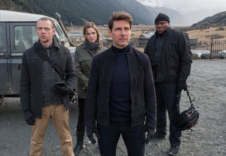 Két új Mission: Impossible-folytatásra írt alá szerződést Tom Cruise