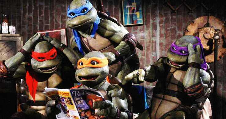 Újabb Tini nindzsa teknőcök film jön – csak kérdés, hogy minek?!?