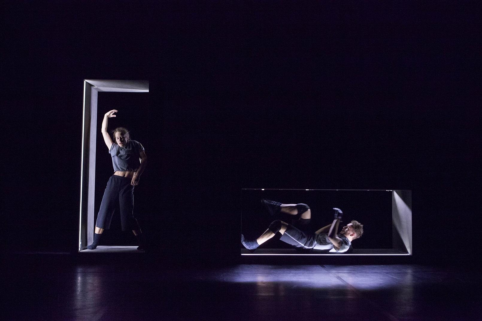 Másik ajtó mögött – nemzetközi kortárs táncelőadások a Bakelit programjában