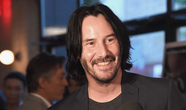 Tényleg Keanu Reeves a legjobb fej hollywoodi sztár