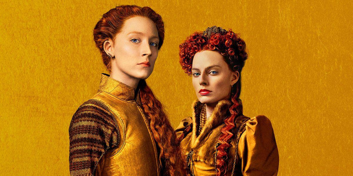 Két királynő - Ilyen egy jó kis díszletfilm