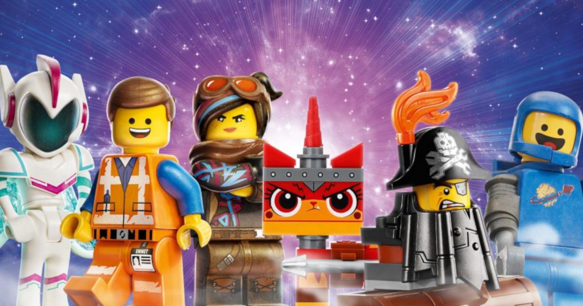 A Lego kaland 2 - Kockamese nem csak kockáknak!