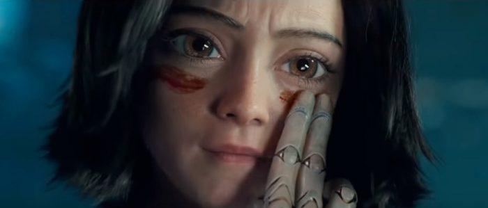 Alita: A harc angyala - A kiborglány jó lett, a sztori már nem annyira!