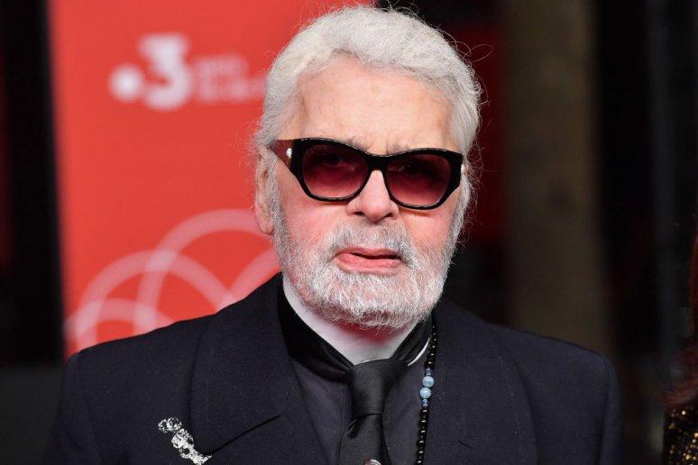 Karl Lagerfeldnek a filmes munkássága sem volt elhanyagolható