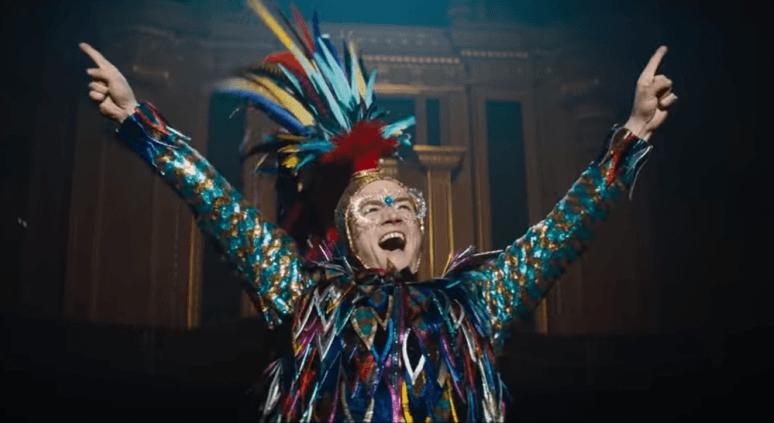 Rocketman - Elton John ruhái sokkal izgalmasabbak, mint ő maga