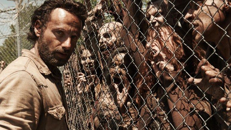 A The Walking Dead már a kutyát sem érdekli